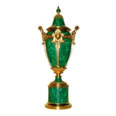 Интерьерная декоративная ваза Гидрия
