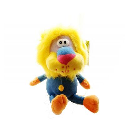 Мягкая игрушка «Лёва»