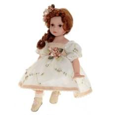 Фарфоровая кукла Виктория