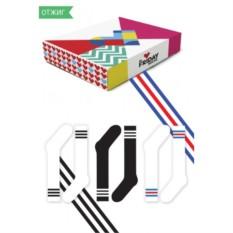 Дизайнерские носки Отжиг