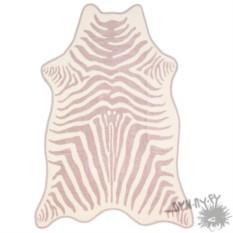 Пляжное полотенце Зебра (серое)