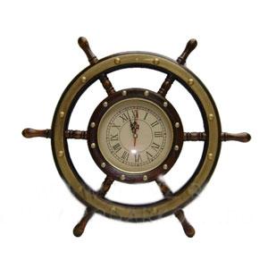 Часы «Большой штурвал»