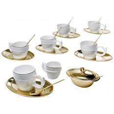 Сервиз чайный Ricciolo на шесть персон