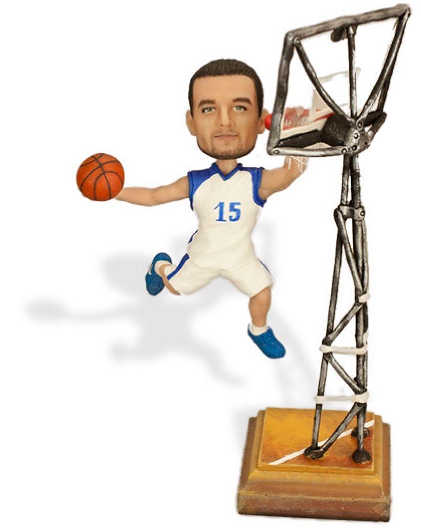 Подарок баскетболисту Отличный удар