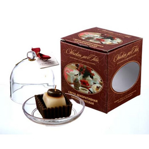 Свеча «Шоколадница»