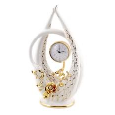 Настольные часы Лебедь