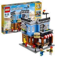 Конструктор Lego Creator Магазинчик на углу