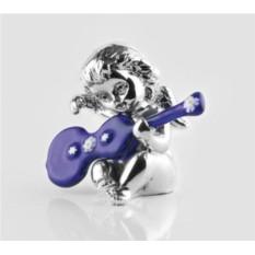 Статуэтка Ангелочек с гитарой