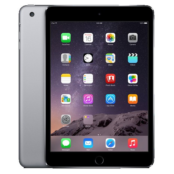 Apple iPad mini 3 16gb Wi-Fi (Space Grey)