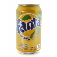 Напиток Fanta Pinealpple
