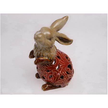 Подсвечник «Кролик»