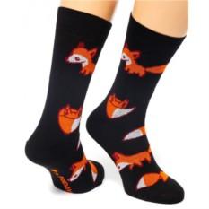 Черные носки Foxy Friday