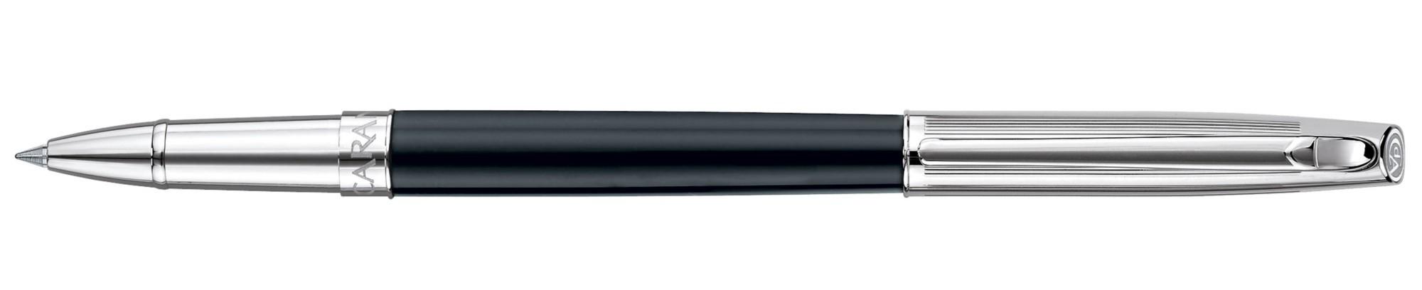 Ручка-роллер Caran d'Ache Madison Bicolor Black