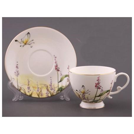 Чайный набор на 6 персон «Луговые цветы»