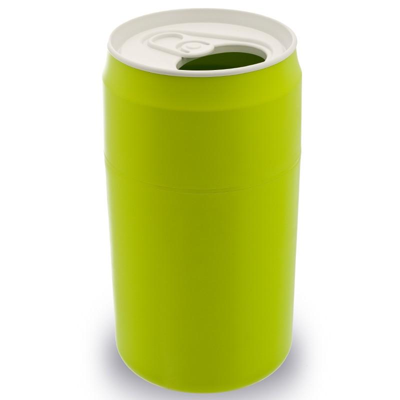 Корзина для мусора Capsule, зеленая