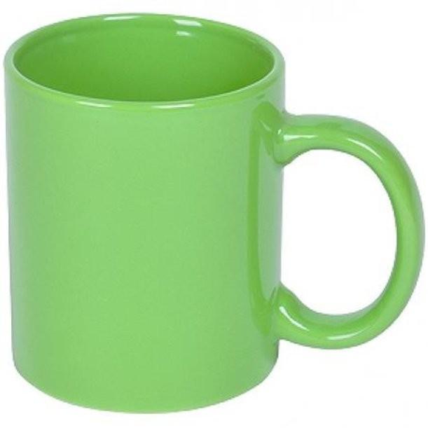 Зеленая кружка