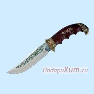 Нож с головой Орел