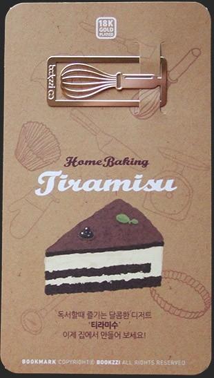 Закладка Тирамису