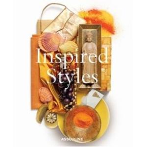 Книга Inspired Styles