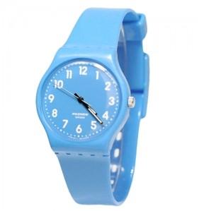Голубые часы Color