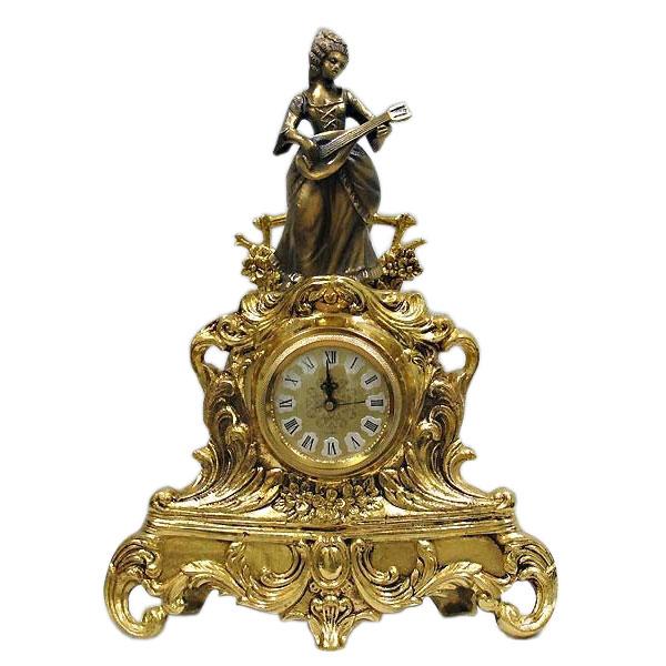Часы муза