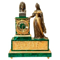 Интерьерные часы Мадам де Монтеспан