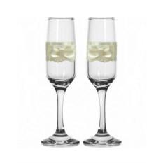 Набор свадебных бокалов №43