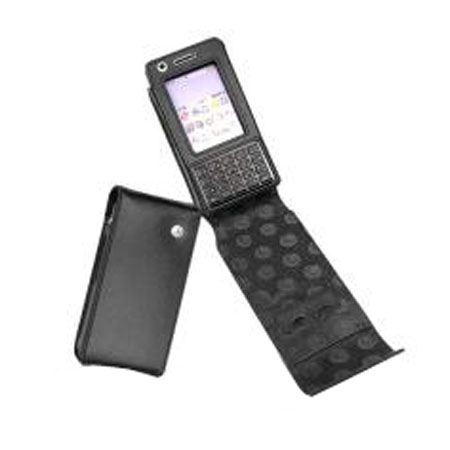 Чехол кожаный для Sony Ericsson P1i, Noreve 21004T1