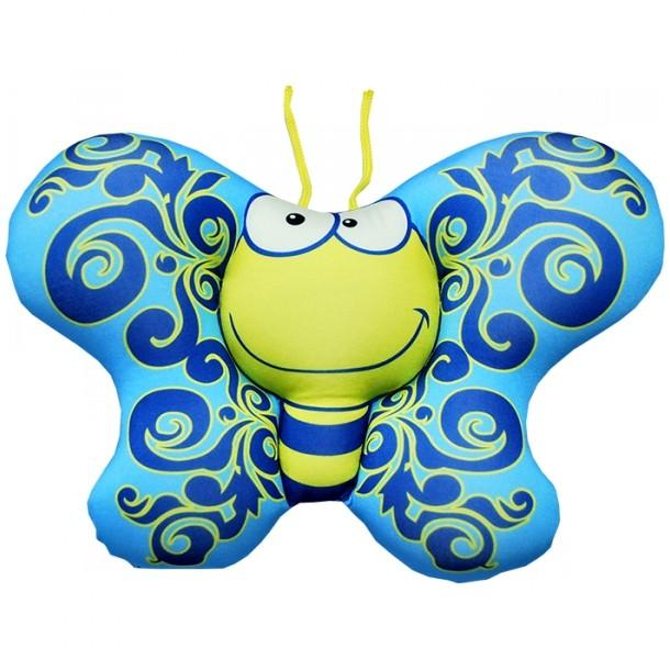 Игрушка-антистересс Синяя бабочка