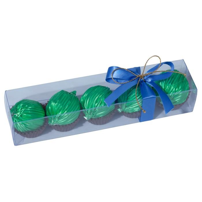 Шоколадный набор Марципановые шарики