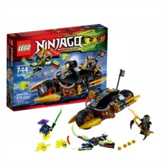 Конструктор Lego Ninjago Бластер-байк Коула