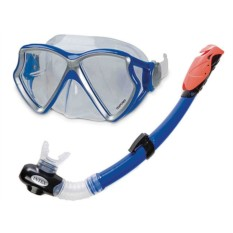 Набор для подводного плавания SILICONE AVIATOR PRO SWIM