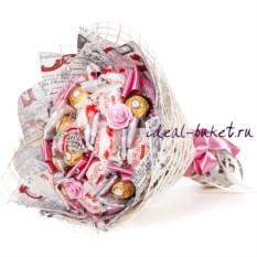 Букет из конфет Валенсия