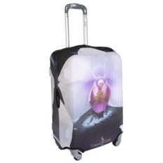 Чехол для чемодана Цветок