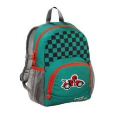 Зеленый детский рюкзак Junior Dressy Little Racer