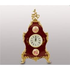 Фарфоровые часы «Венера»