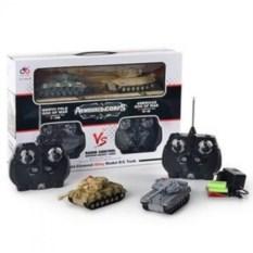 Танковый бой Armoured Corps: Т-72В против М26
