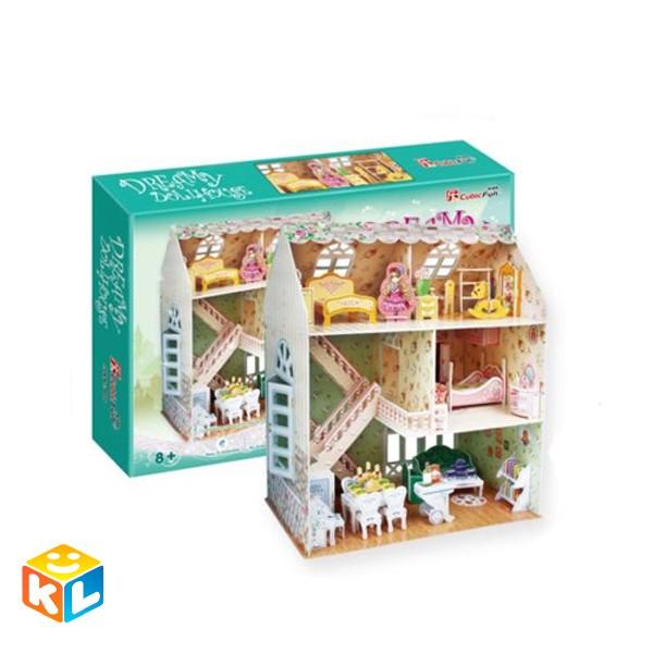 3D Пазл  Дом мечты