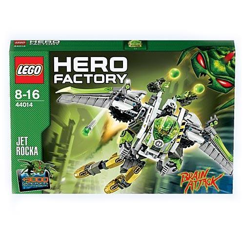 Конструктор LEGO Hero Factory Реактивный Рока