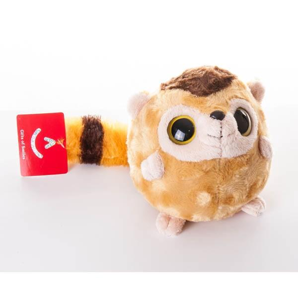 Мягкая игрушка Юху и его друзья. Обезьяна Капуцин 12 см