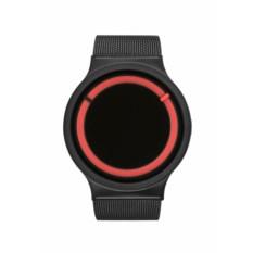 Наручные часы Ziiiro Eclipse Metalic Black Red