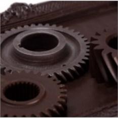 Шоколадная картина Всегда в движении