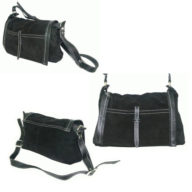 Женская сумка Cam Vacch Nero