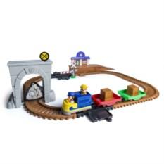 Игровой набор Железная дорога спасателей