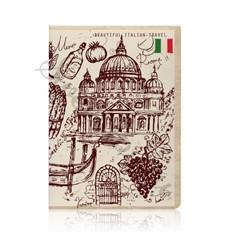 Обложка для паспорта Miusli Italy