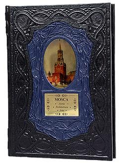 Подарочная книга о Москве на итальянском языке