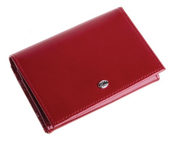 Чехол для кредитных карт S.QUIRE QK25/06, красный