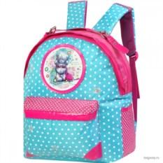 Розово-голубой рюкзак Me To You School