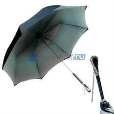Зонт-трость Pasotti Swarovski Black