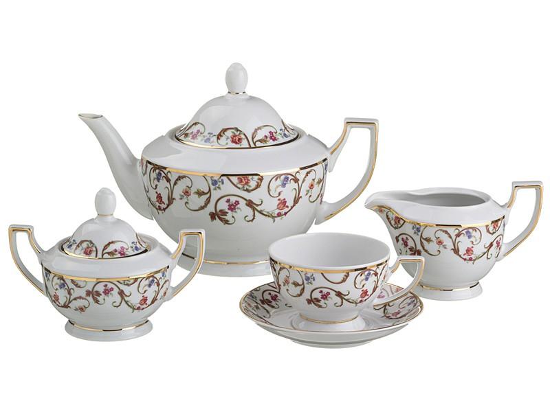 Чайный сервиз на 6 персон karin